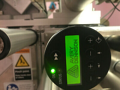 Avery Dennison Label Applicator Accraply