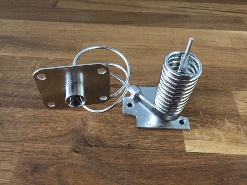 ITT Barton Static Pressure Element 15,000 Psi
