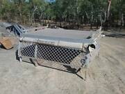 Aluminium Ute Tray Cage, Canopy, Dog Cage Cooktown Cook Area Preview