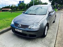 2008 Volkswagen Golf turbo diesel Chatswood Willoughby Area Preview
