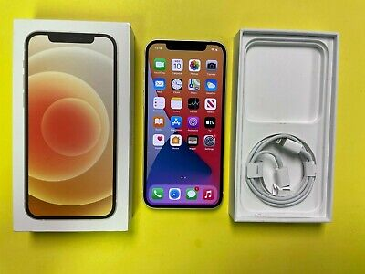 Apple iPhone 12 - 64GB - White (AT&T)  - Excellent Condition