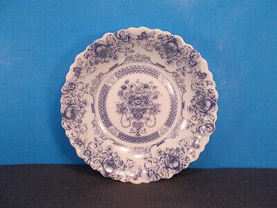 "Arcopal Dinnerware Honorine Pattern Soup Bowl 7 1/4"""
