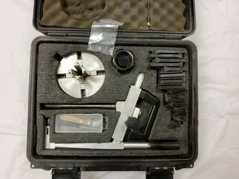 Ritmo Pipe Scraper RTC315 in Case Used