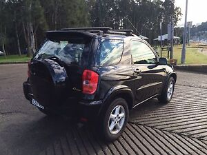 2001 3-DR TOYOTA RAV4 CRUISER, LOW KILOMETRES, ROOF RACK, SUNROOF Mona Vale Pittwater Area Preview