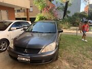 2007 Mitsubishi Lancer 136000km one month rego Kew Port Macquarie City Preview