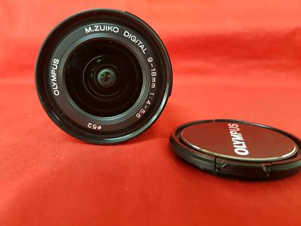 Olympus Camera Lense