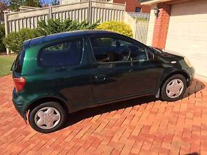 2003 Toyota Echo Hatchback Golden Grove Tea Tree Gully Area Preview