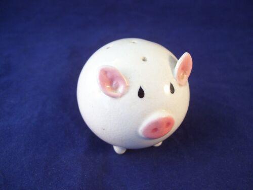Vintage Josef Originals Round Pig Piglets Salt (or pepper) Shaker Replacement