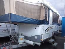2010 Jayco Swan Outback Camper Trailer Moonah Glenorchy Area Preview