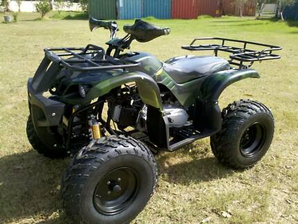 Brand new, 250cc Quad Bike Auto, Electric start, tow ball