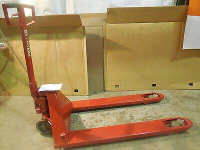 Pallets Jack-bt Lifters Model Btl 2000