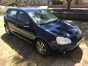 Vw golf TDI 2007 Woodville South Charles Sturt Area Preview