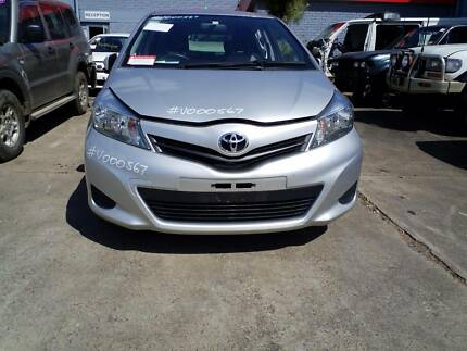 TOYOTA YARIS 2013 VEHICLE WRECKING PARTS ## V000567 ## Rocklea Brisbane South West Preview