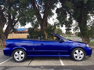 2006 Holden Astra convertible low kms RWC Clayton Monash Area Preview
