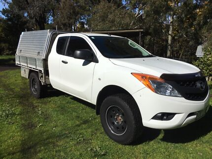 Mazda BT-50 Freestyle Cab (4 seats)  4x4