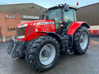 Massey Ferguson 7626 | MF 7626 | Used Massey Ferguson Tractor | Used MF Tractor