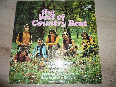 DDR; Ostalgie, Amiga Schallplatte, Countrymusik, The Best of Country Beat  ()