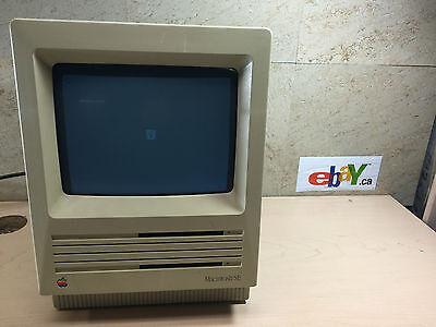 Старинные компьютеры MACINTOSH SE~M5010~NO OS~FREE SHIP