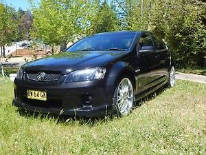 2007 Holden VE Commodore SS (MY08) Sydney City Inner Sydney Preview