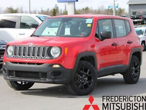 2015 Jeep Renegade Sport 4X4 | ALLOYS | LOADED