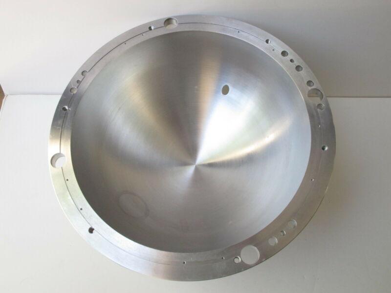 Hemispherical Chamber - Aluminum - Radius approx. 128mm