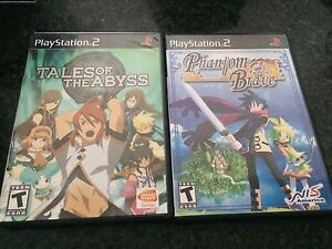PLAYSTATION 2 PS2 PS Games EXCELLENT condition & COMPLETE RARE