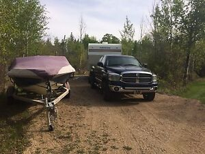1988 campion boat and trailer