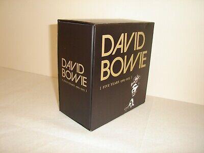 DAVID BOWIE -  FIVE YEARS - EMPTY BOX ONLY - CD'S NOT INCLUDED comprar usado  Enviando para Brazil