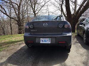 2008 Mazda 3, low km
