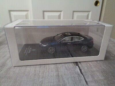 Brand New Rare 1:43 TSM Models 2015-2017 Acura TLX Sedan Blue 15-17