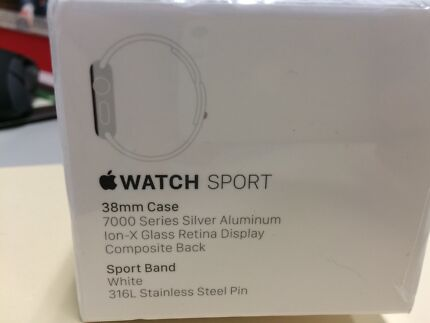 Brand new iwatch sport for sale Albert Park Port Phillip Preview