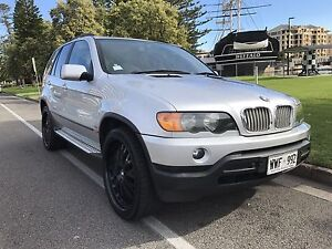 Bmw x5 e53 St Peters Norwood Area Preview