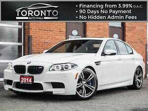 2014 BMW M5 Navi|Led Headlights|Heads up|Blind spot|SMG