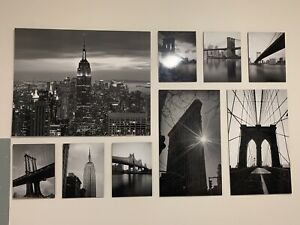 Grönby IKEA - New York art pictures