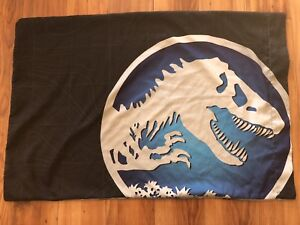 NEW JURASSIC WORLD BEDDING FOR TWIN/SINGLE BED