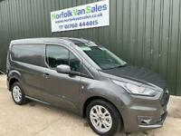 2021 Ford Transit Connect Limited Van L1 200 (S/S) IN STOCK Deposit Paid