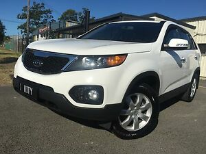 2010 Kia Sorento Wagon Brisbane Region Preview