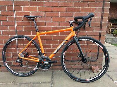 Vitus Zenium sl disc road bike 54cm medium