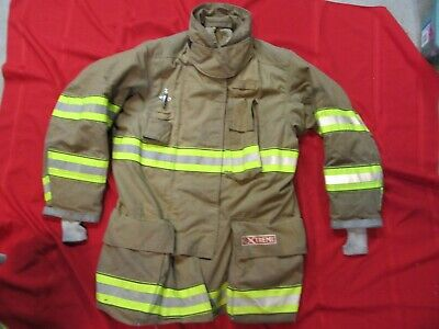 Mfg. 2013 Globe Gxtreme 40 X 35 Firefighter Turnout Bunker Jacket Fire Rescue
