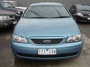2005 Ford Falcon Sedan BA MK11 Finance or (*Rent-to-Own $46pw) Dandenong Greater Dandenong Preview