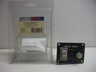 Sea-Dog 423046-1 Bilge Pump Splash Garde Switch & Circuit Breaker ()