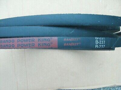Bando Power King B237 V-belt