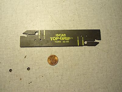 Iscar Top- Grip Tghn 32-3d Grooving Cut Off Blade