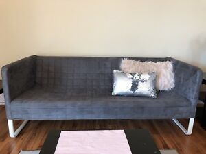 Grey Sofa good as new