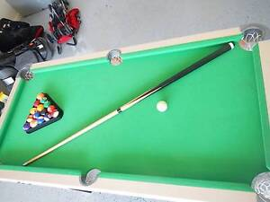 Billiard Pool Table - kids size Mount Coolum Maroochydore Area Preview