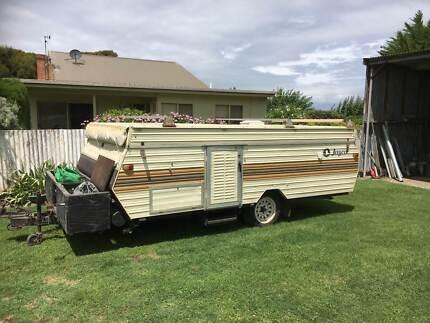 Jayco Swan Caravan 1988