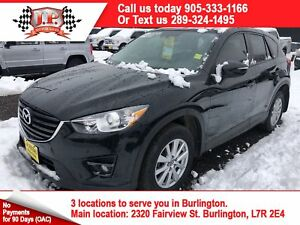 2016 Mazda CX-5 GS, Auto, Leather, Sunroof, Back Up Camera, AWD