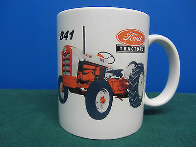 Ford 841 Tractor Coffee Mug