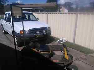 11 xl greenfield ride on mower Tenambit Maitland Area Preview
