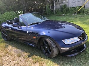 From Japan 1998 BMW Z3 Roadster